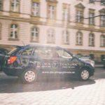 Autofahrt Pflegedienst-Fortuna